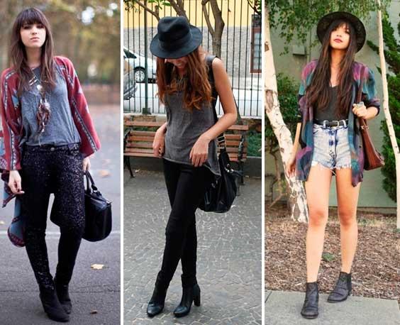 como aderir ao estilo hipster