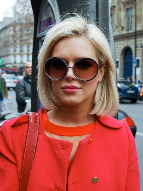 óculos escuros fashion