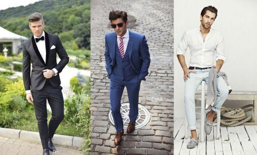 Roupa masculina para casamento: Dicas e 60 looks!