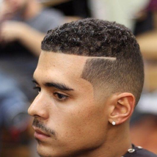 Cortes de cabelo masculino crespo chavoso