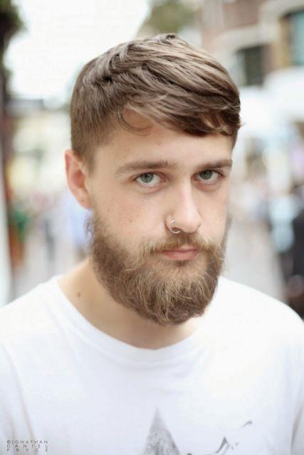 estilo barba grande