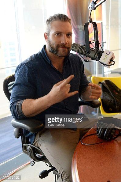 <> at SiriusXM Studios on June 18, 2015 in New York City.