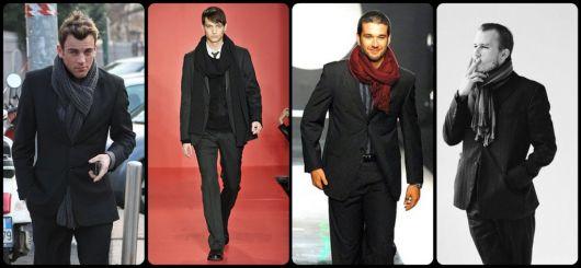 estilo sueter masculino com terno