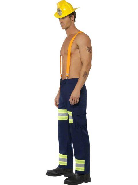fantasia de bombeiro