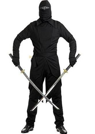 fantasia de ninja