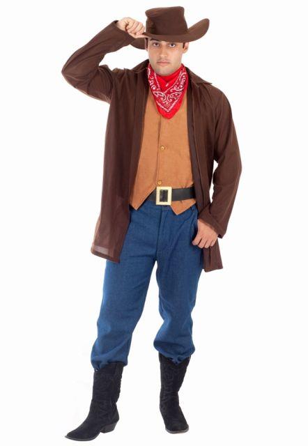 fantasia masculina cowboy