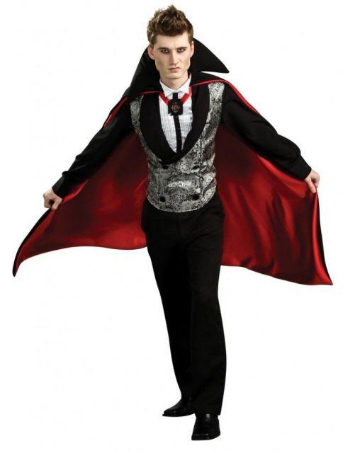 fantasia masculina vampiro