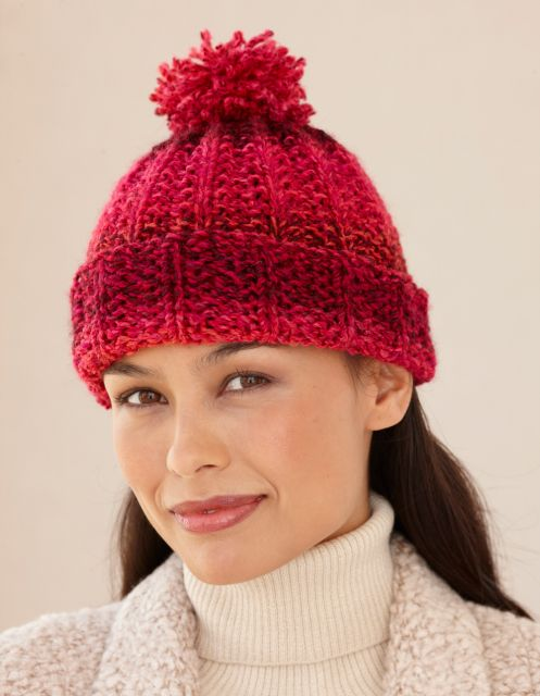 badad053406fa Touca   Gorro de tricô feminino - modelos