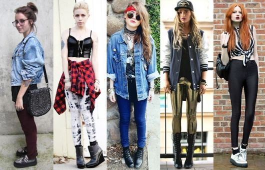 hipster feminino