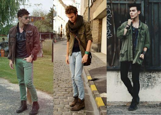 hipster masculino homens