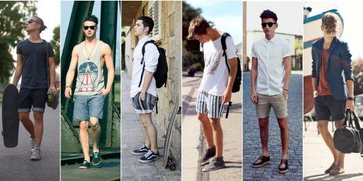 hipster masculino verão