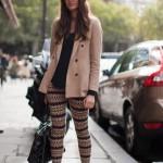 Legging estampada: dicas e cuidados ao vestir