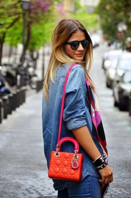 mini bags da Dior