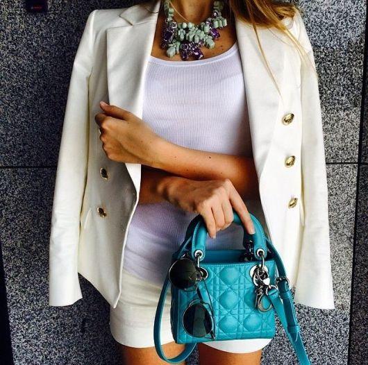 mini bags azul