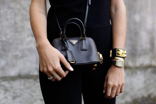mini bags da Prada