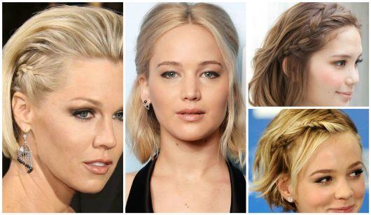 modelos para cabelos curtos