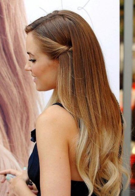 cabelo ombre hair