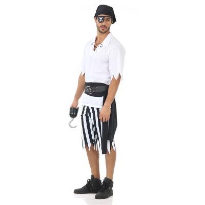 Fantasia De Pirata Masculino Modelos Para Arrasar Nas Festas