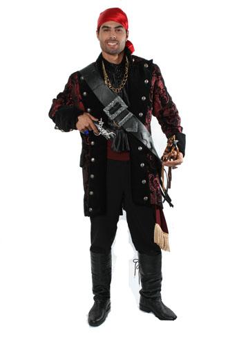pirata luxo como usar