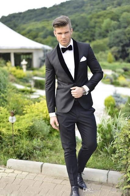 roupa para casamento de noite