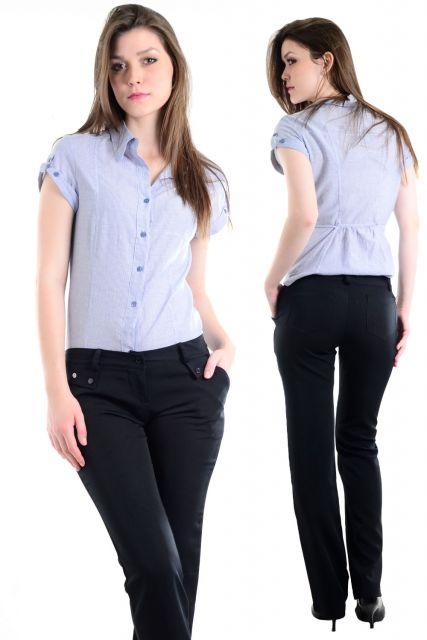 roupa social camisas manga curta