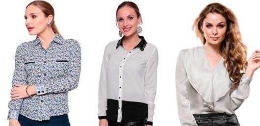 roupa social camisas