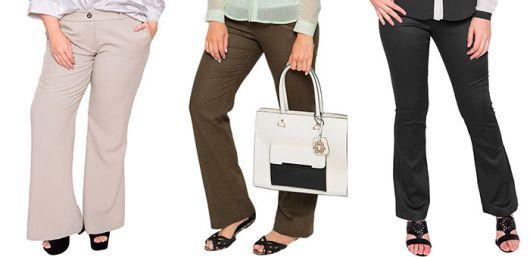 roupa social feminina com calça social