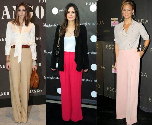 roupa social feminina famosas