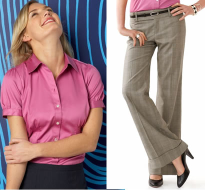 roupa social feminina
