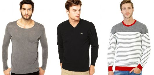 Suéter masculino: Como usar, dicas, marcas e 60 looks!