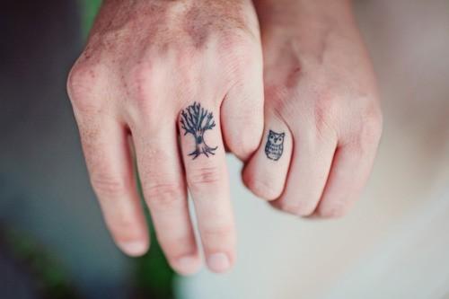 Tatuagens masculinas pequenas: Dicas e 60 inspirações
