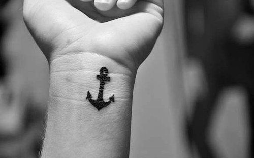 tattoo ancora