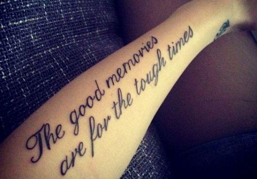 Tatuagens Femininas No Braço Mais De 60 Inspirações