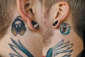 tatuagens masculinas pequenas geek