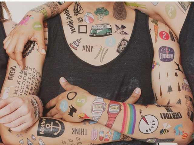 tatuagens pequenas para homem