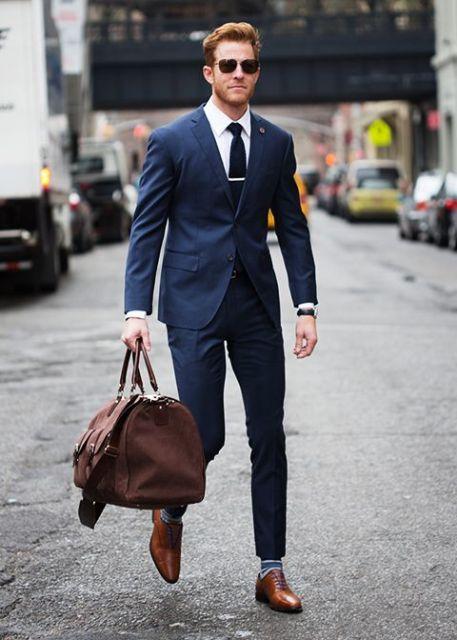 terno slim fit masculino dia a dia