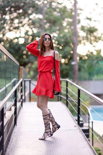 Vestido Ciganinha 60 Inspirações De Looks Lindos