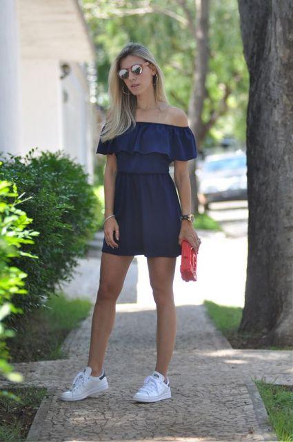 vestido com renda
