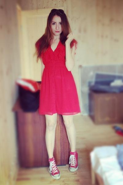 vestido com tênis como comprar