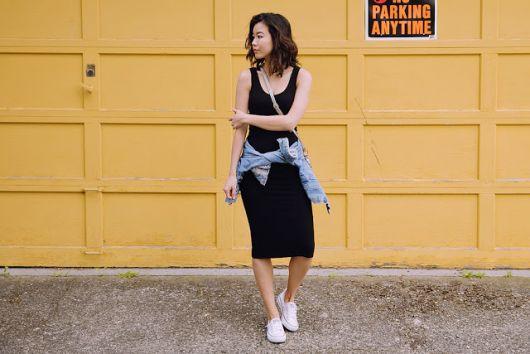 Vestido Midi Como Usar Confira 80 Looks Maravilhosos