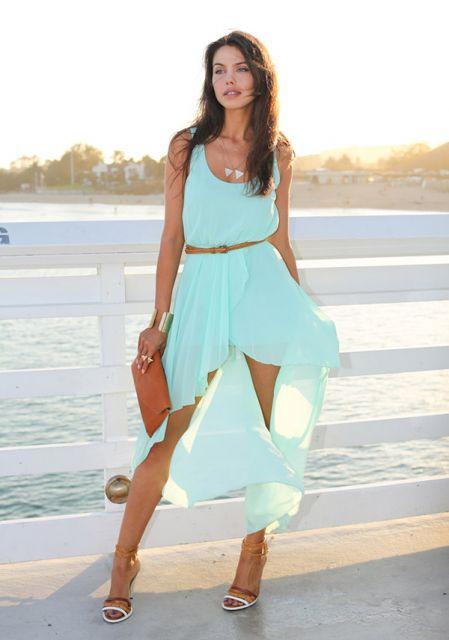 vestido mullet como usar de dia