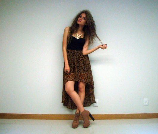 fotos de vestido mullet