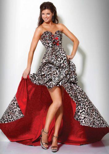 e446f3487f vestido mullet longo animal print