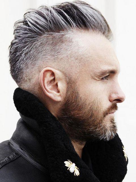 visual novo cabelo masculino