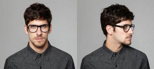 óculos de grau masculino aviador