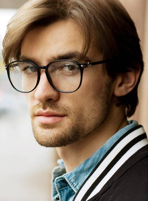 óculos de grau masculino geek