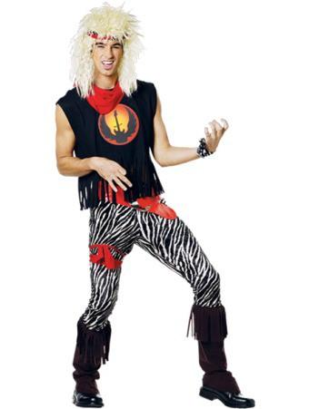 anos 80 fantasia rock