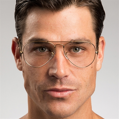 armação óculos grau masculino aviação como usar