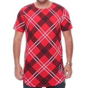 camiseta longline gstyle