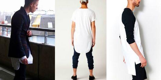 camiseta longtail